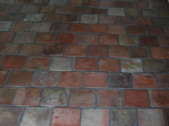 reclaimed terracotta tiles mediterranean - photo #2