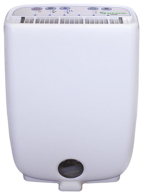 Meaco 8L DD8L Dessicant Dehumidifier - Contemporary - Dehumidifiers - by John Lewis