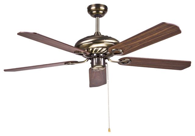 Designer Quiet Ceiling Fan Light For Outdoor