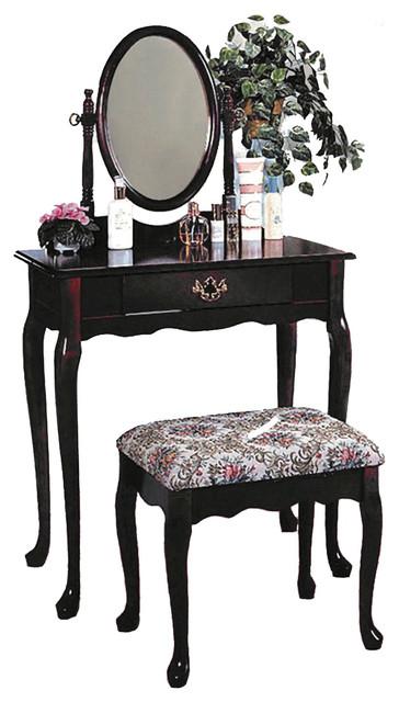 Palais Royale Vanity Writing Desk And Mirror Rococo Pre