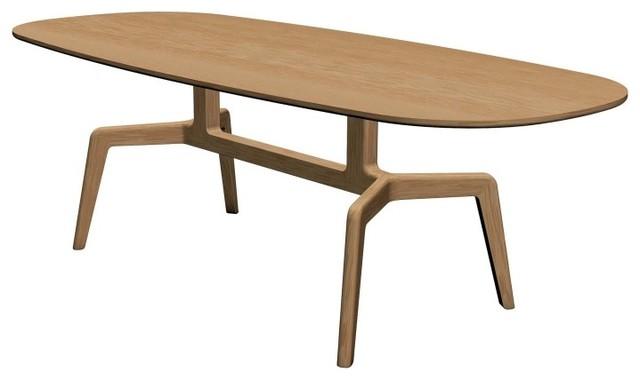 Esstisch Modern Oval U003e Stabiles Oval Esstisch Modern Dining Tables By  AmbienteDirect