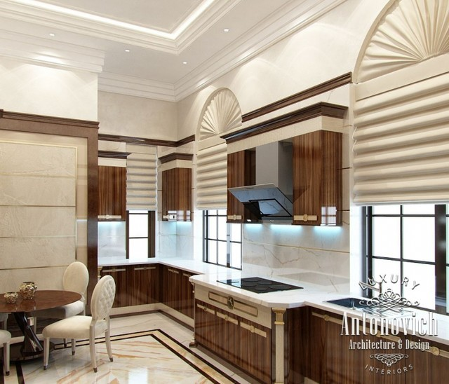 Kitchens dubai from antonovich design for Kitchen design dubai