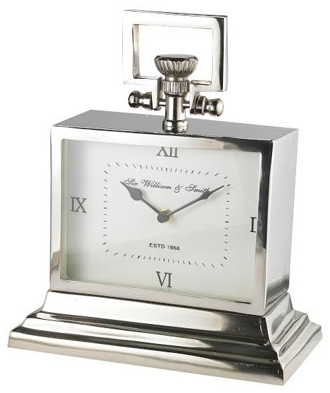 Sir William And Smith Clock Contemporary Clocks By A Sanoma Inc