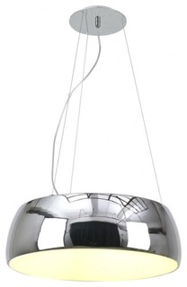 Cremona Chrome Pendant Light