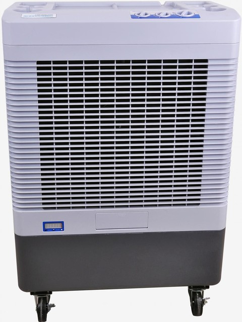 Mist Works 750 Sq. Ft. Portable Evaporative Air Cooler - Modern - Coolers And Ice Chests