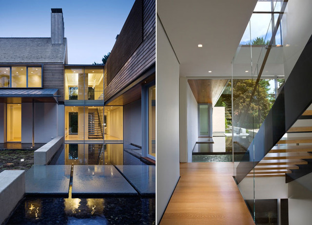 Modern and contemporary window designs for Modern window design residential