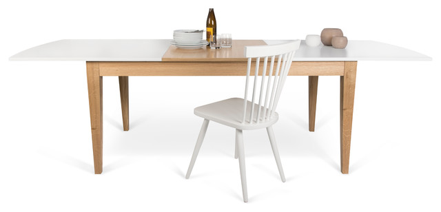 Niche dining table scandinavian dining tables by temahome - Scandinavian kitchen table ...