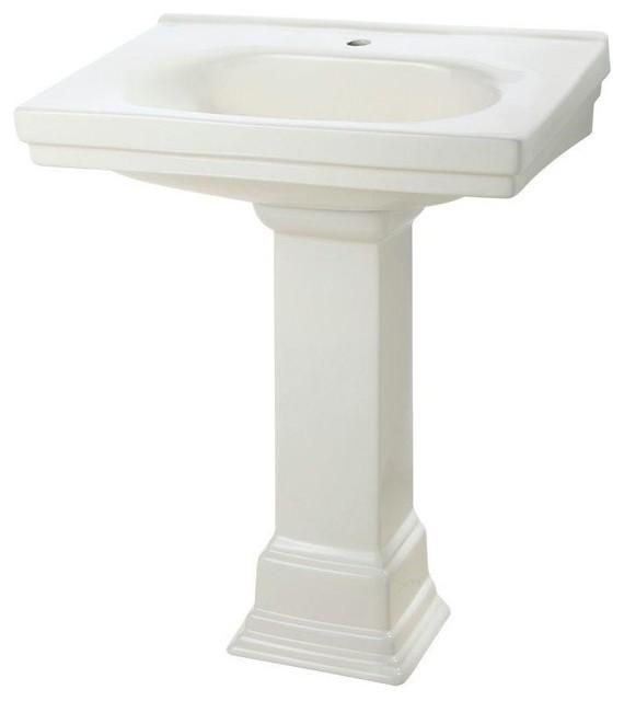 20 Pedestal Sink : Structure Suite 20-5/80