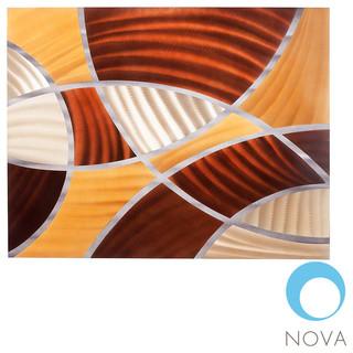 Nova Crackle Wall Art Modern Home Accessories Decor Los Angeles