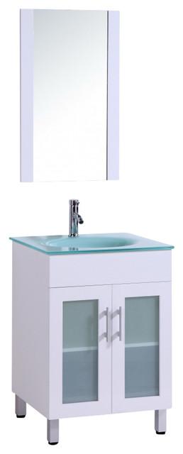 Legion Furniture 24 Inch Single Bathroom Vanity