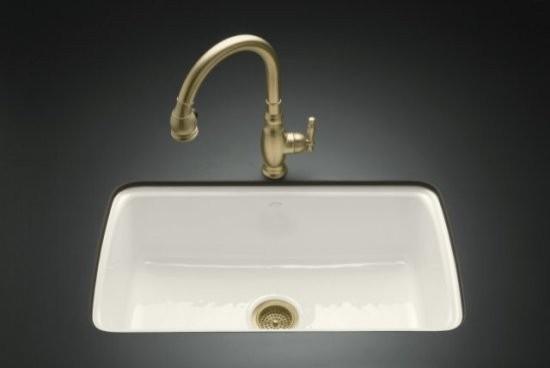 Kohler K 5864 5u K4 Cape Dory Undercounter Kitchen Sink