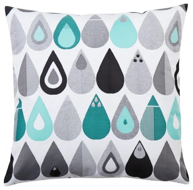 kissen drip 50x50 cm modern scatter cushions by. Black Bedroom Furniture Sets. Home Design Ideas