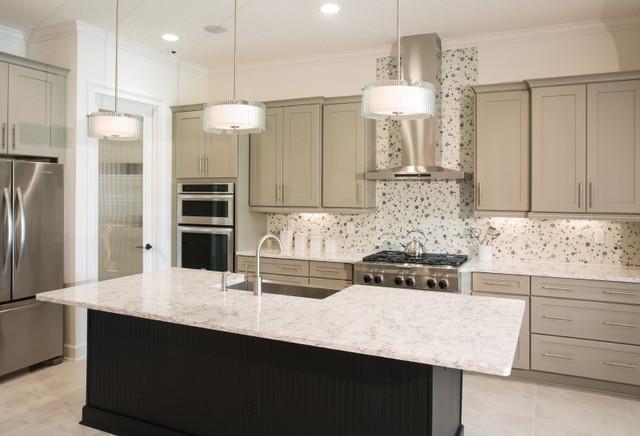 ... - Modern - Kitchen Countertops - houston - by Kitchen & Bath Decor