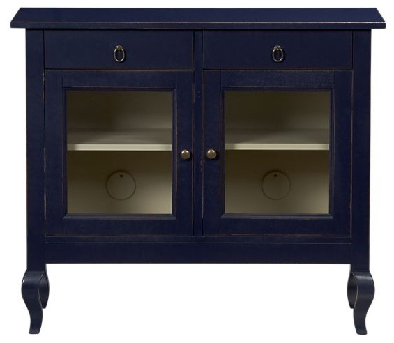 Calais Cabinet - Traditional - Accent Chests And Cabinets - by Crate&Barrel