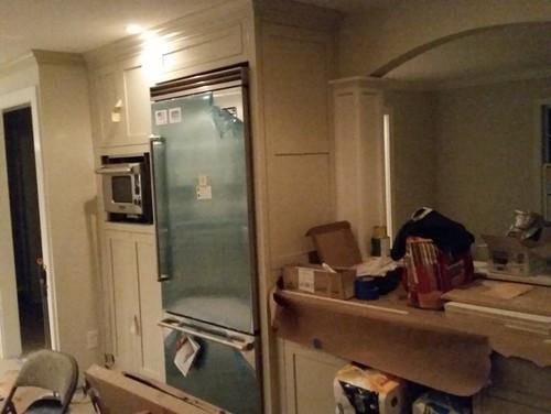 New Hagerstown Kitchen Bath Cabinets Installed