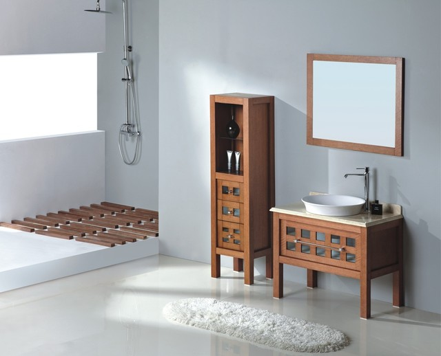 Sasari Ii Modern Bathroom Vanity Set 35 Modern