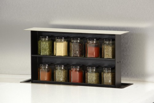 S-Box Pop-up Spice Rack