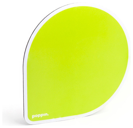 Mouse Pad Lime Green Modern Desk Accessories By Poppin