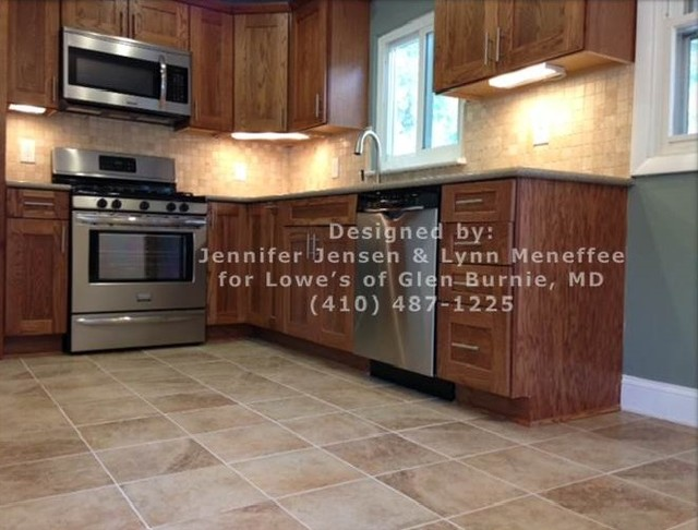 After aster kitchen transitional baltimore by lowe for Aster kitchen cabinets