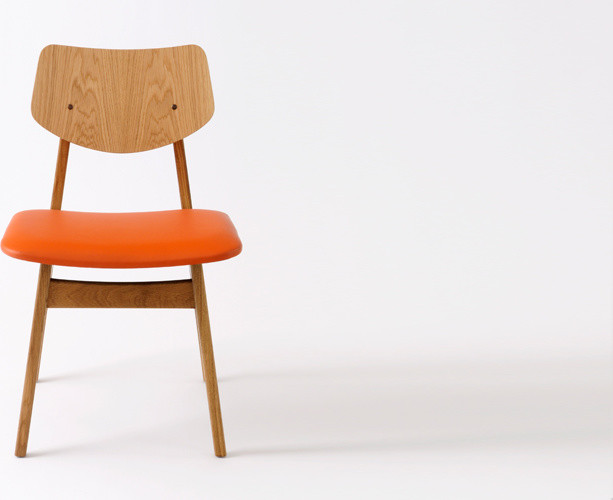 C275 Chair by Jens Risom Midcentury fice Chairs by