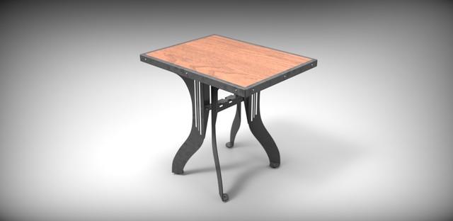 Prototype Furniture Industrial Dining Tables toronto  : industrial dining tables from houzz.com size 640 x 312 jpeg 19kB