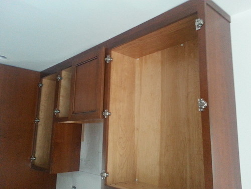 Crown Molding on Kitchen Cabinets - Yes or No?