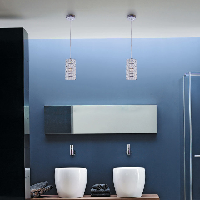 Awesome Add Contemporary Bathroom Gadgetry Such As A Hands Free Soap Dispenser To Connect Your Industrial Heritage Design To Its Modern Day Successor  The Technology Industry Tone Down Hard Surfaces With Soft Ambient Lighting  Both The