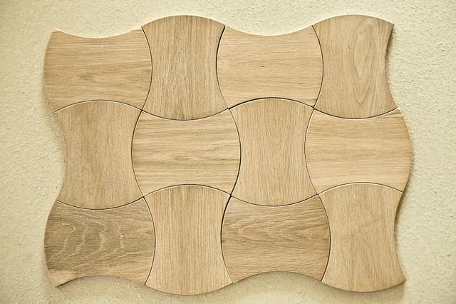 cork tile flooring in bathroom