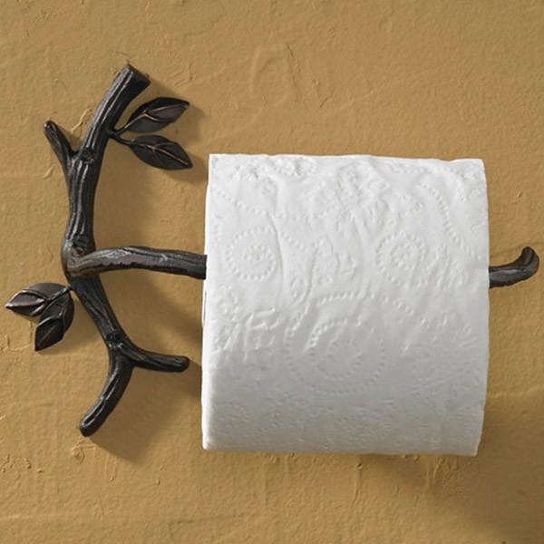 Держатель для туалетной бумаги своими руками мастер класс