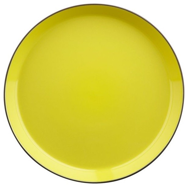 Grass Roots Dinner Plate Modern Dinner Plates By Cb2