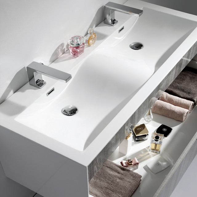 ... wall mounted bathroom vanity unit 1200 contemporary-bathroom-vanity