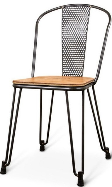 Napier Chair Industrial Dining Chairs By In Mode