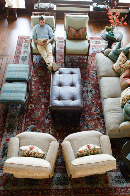 Traditional Living Room Other Metro By Caitlin Wilson Design