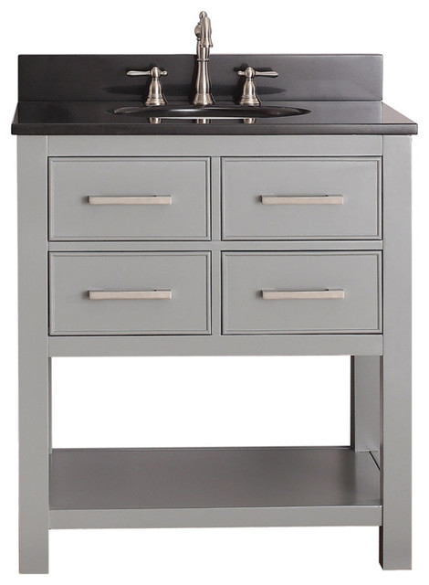 avanity 30 in vanity combo contemporary