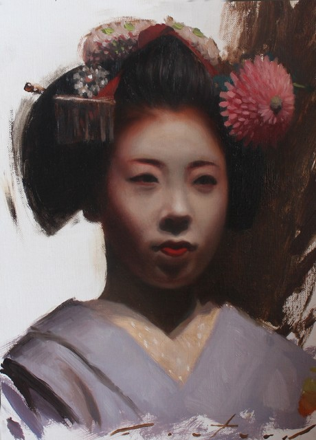 contemporary geisha Yet, in modern day japan, geisha numbers have decreased from 80,000 in the 20 th century to merely a few thousand employed today so what is it a geisha actually does, and why is the tradition so important to japan.