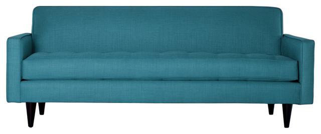 vivian sofa midcentury sofas seattle by modern
