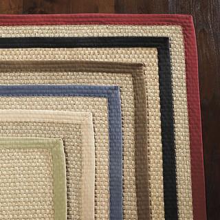 Seagrass rug traditional rugs by ballard designs for Ballard designs bathroom rugs