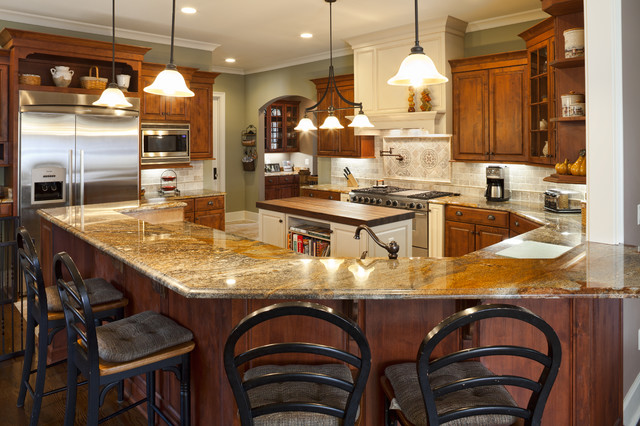 30 Incredible Classic Kitchen Design Cincinnati