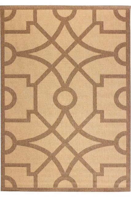 martha stewart living fretwork all weather area rug traditional outdoor rugs