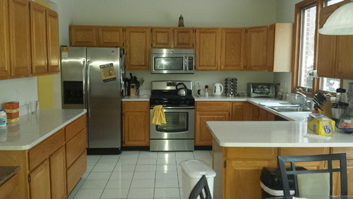 36 or 42 inch cabinets for Kitchen cabinets 36 inch