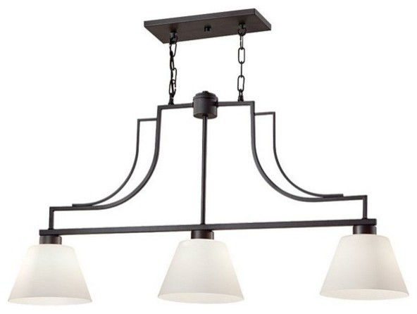 Feiss Fci Weston Three Light Colonial Iron Chandelier Transitional Chandeliers By Alcove