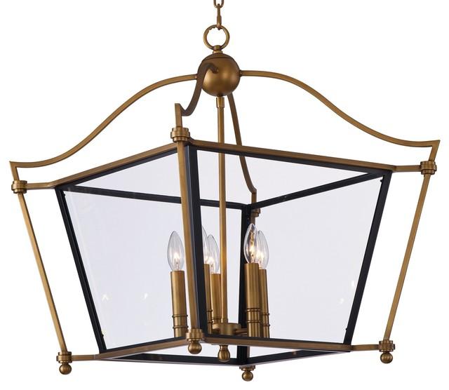 Foyer Lighting Traditional : Maxim lighting ritz traditional foyer light banlc