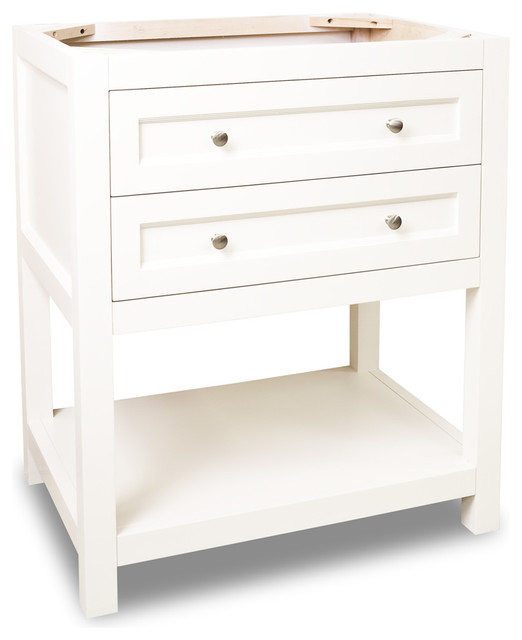 Lyn design van091 30 transitional bathroom vanities and sink consoles by simply knobs and - Simply design a bathroom vanity with five steps ...