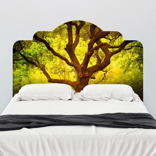 paul moore 39 s tree of life cantigney park il headboard. Black Bedroom Furniture Sets. Home Design Ideas