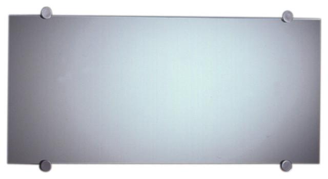 New generation frameless rectangular shaped mirror for Frameless rectangular bathroom mirror