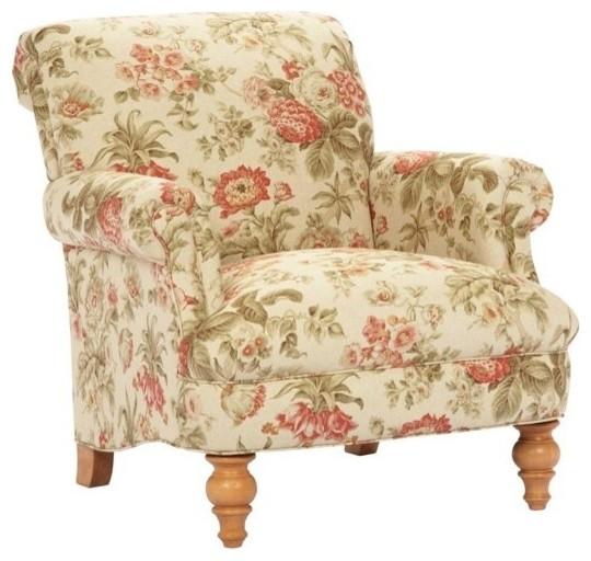 Broyhill Lenora Floral Print Chair 6974 0q1