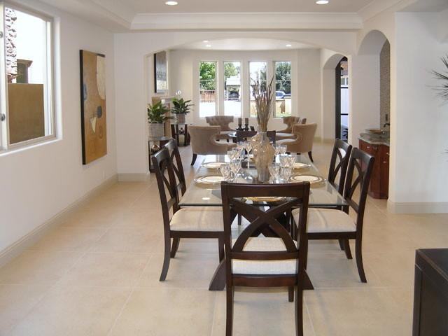 Formal Dining Room Modern Dining Room