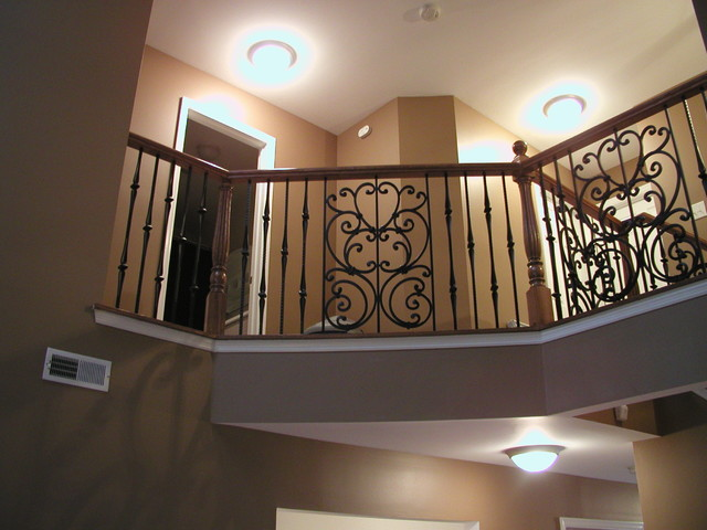 Custom tuscany rail panels in sewell nj eclectic other metro by