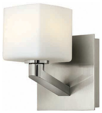 Hinkley Lighting 54680BN Sophie Brushed Nickel Wall Sconce - Contemporary - Wall Sconces - by ...
