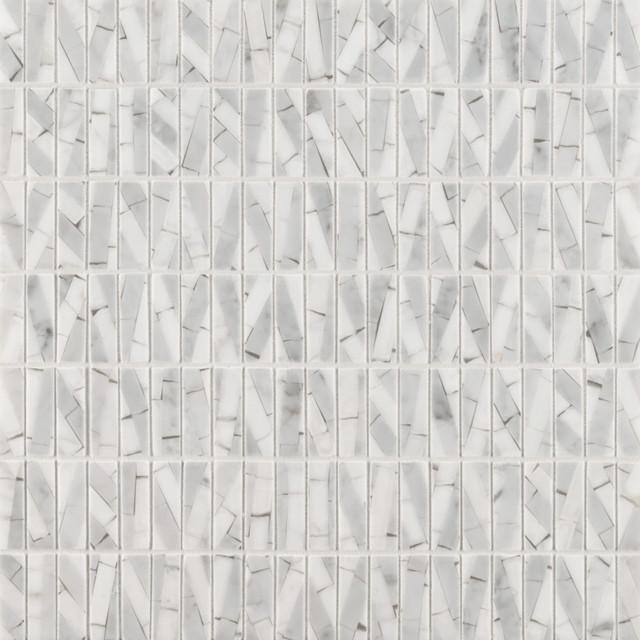 Ann Sacks Mosaic Bathroom Tile: ANN SACKS Selvaggio Stone Mosaics